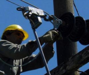 foto: Por trabajos de la Dpec, hoy habrá cortes de luz en Capital