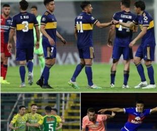 foto: El fútbol argentino se pone en marcha con cinco amistosos