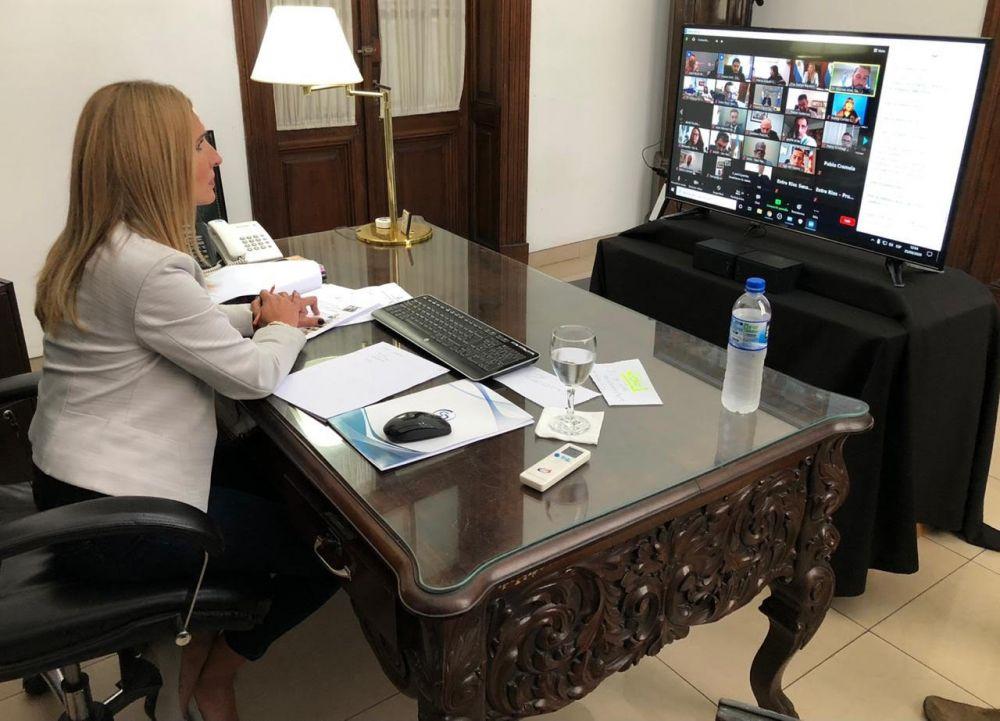 Diputados de Corrientes moderó el Encuentro Nacional de Secretarios Parlamentarios