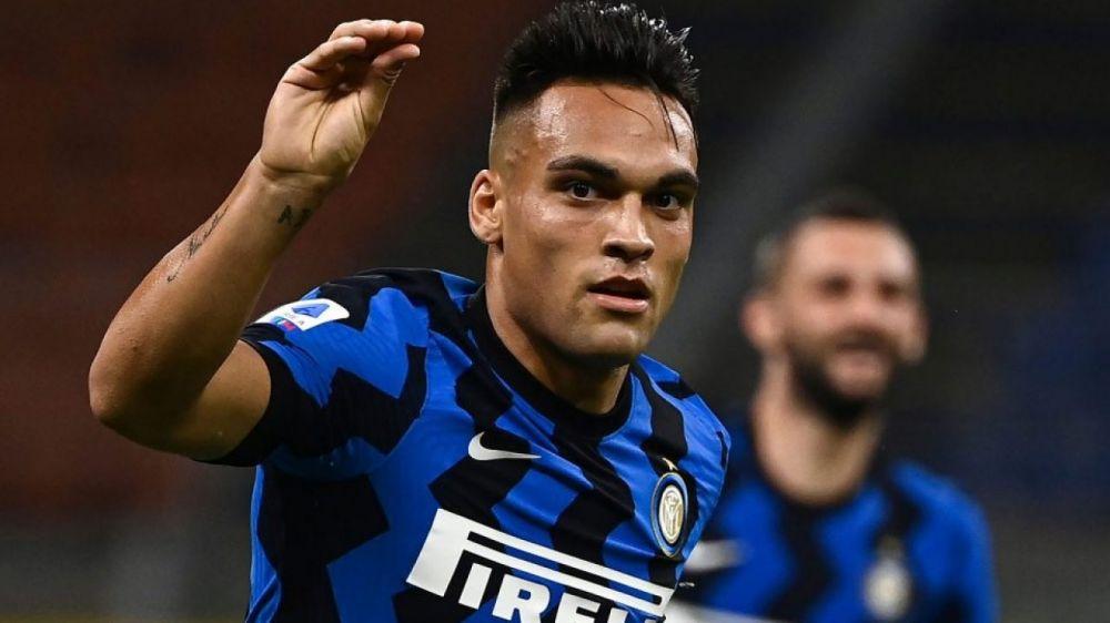 Con gol de Lautaro Martínez, Inter ganó un tremendo partido en Italia