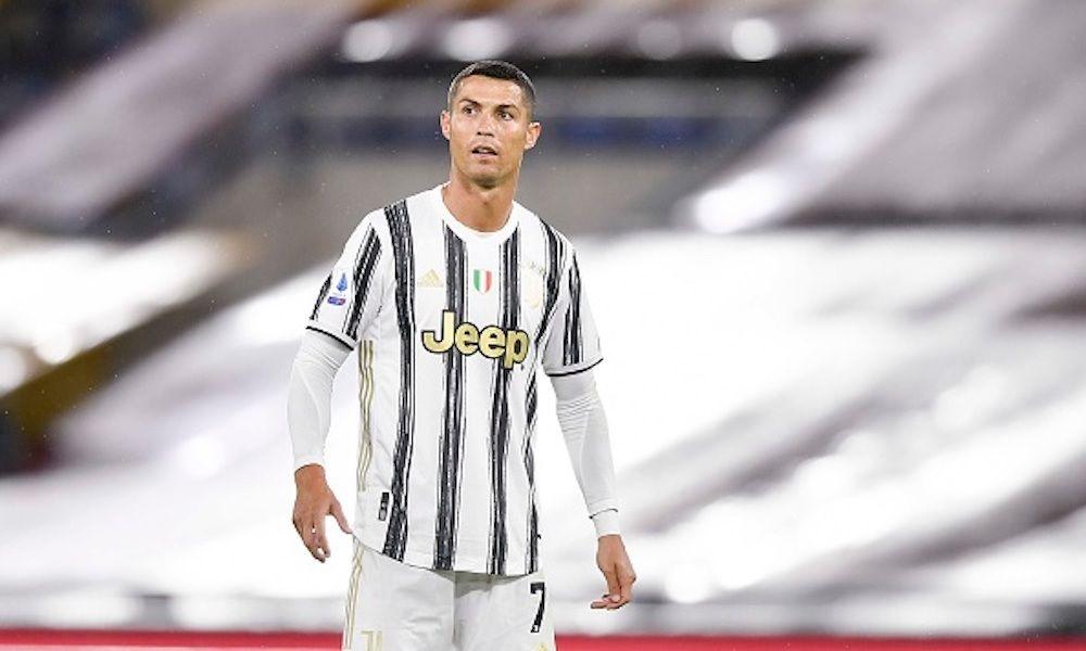 Juventus empató con goles de Cristiano como visitante ante Roma