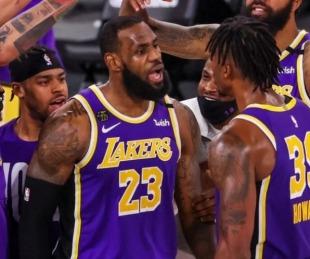 foto: NBA: Lakers vencieron a Nuggets y jugarán la final tras 10 años