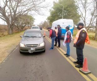 foto: San Luis del Palmar: aumentan restricciones e hisopados tras casos positivos