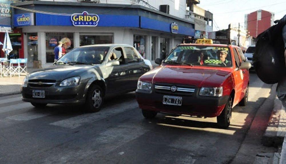 Rige el incremento en el precio de la bajada de bandera del taxi a $65