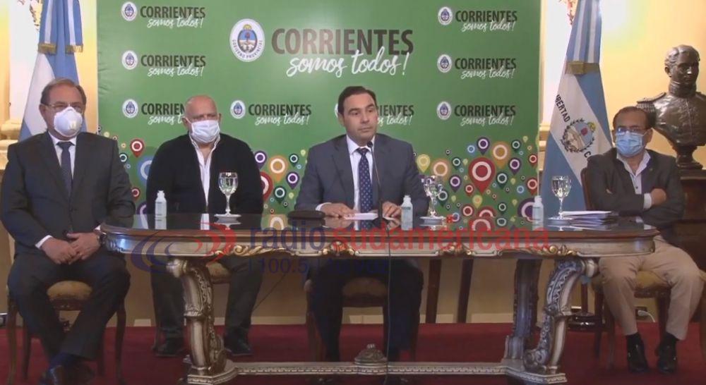 Valdés habilitó el turismo interno de Capital y las playas con protocolo