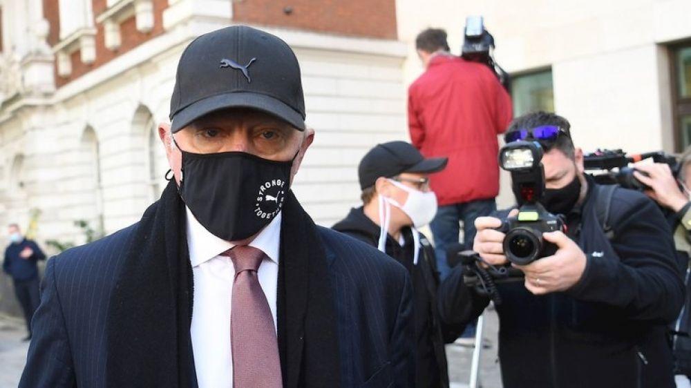 Boris Becker podría ser condenado a siete años de prisión