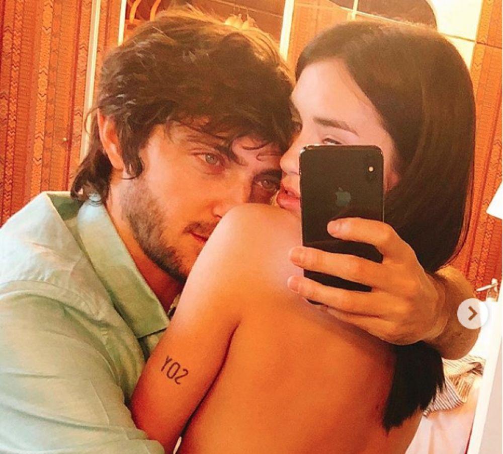 Lali Espósito anunció su sorpresiva separación de Santiago Mocorrea