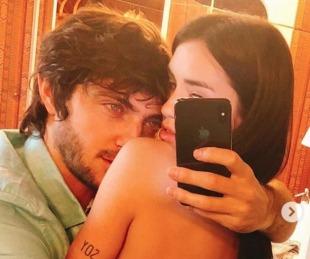 foto: Lali Espósito anunció su sorpresiva separación de Santiago Mocorrea
