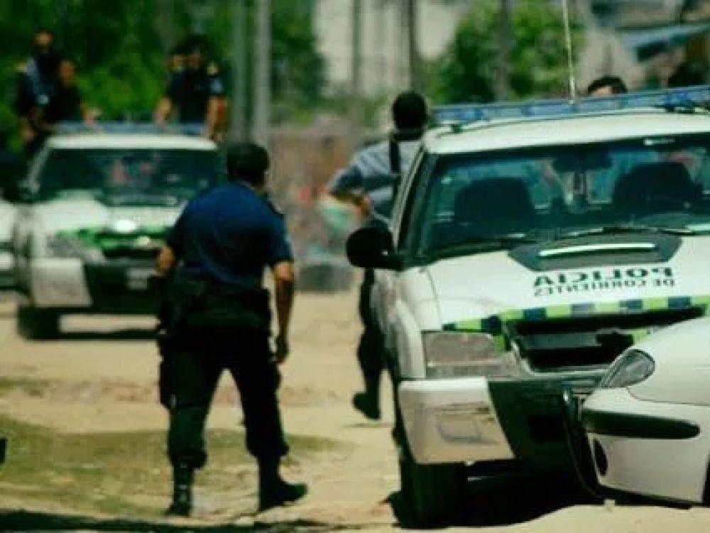 Hallaron a un hombre muerto: sería el femicida de San Cosme