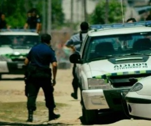 foto: Hallaron a un hombre muerto: sería el femicida de San Cosme