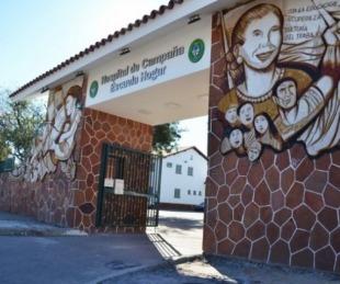 foto: Covid: hay 54 pacientes internados en el Hospital de Campaña