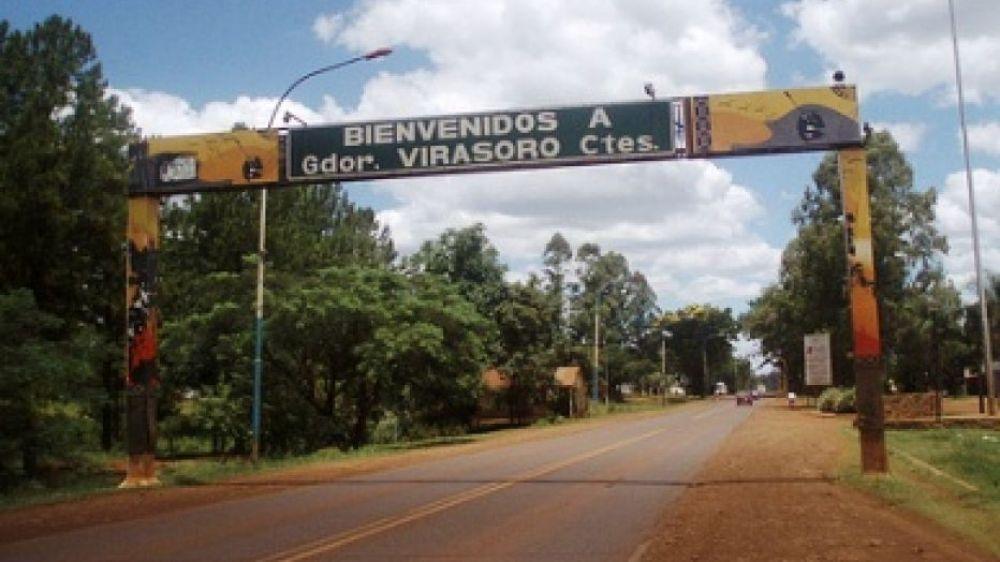 Virasoro y Misiones acordaron protocolo de tránsito por salud