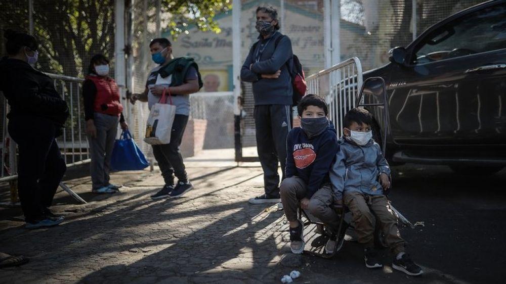 Indec: La pobreza subió al 40,9% en el primer semestre del año