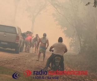 foto: Incendios en Corrientes afectan a más de 6 localidades del interior