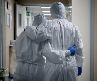 foto: Reportan 20.288 fallecimientos desde el inicio de la pandemia