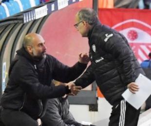 foto: El Leeds de Bielsa logró un festejado empate con el Manchester City