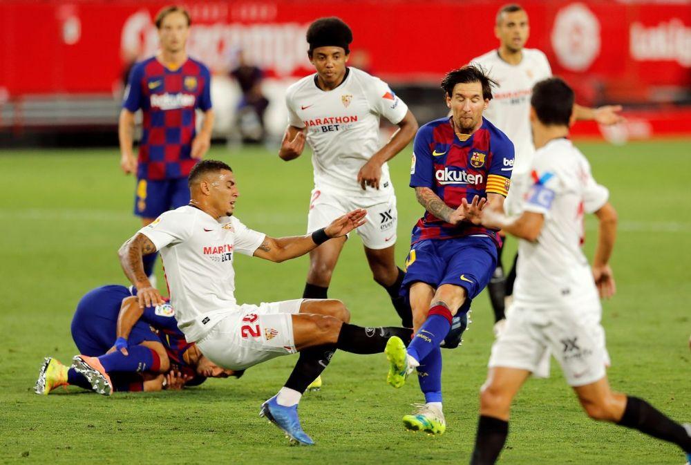 Barcelona y Sevilla jugarán un duelo de argentinos en España