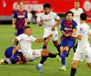 foto: Barcelona y Sevilla jugarán un duelo de argentinos en España