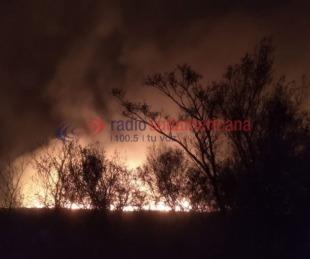 foto: Incendios: La situación tiende a estar controlada y sigue el alerta