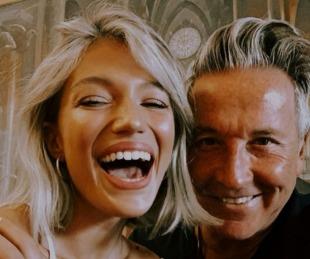 foto: La reacción de Ricardo Montaner por el compromiso de Stefi Roitman y su hijo
