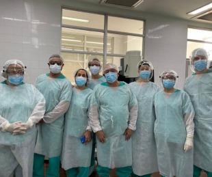 foto: Hospital Pediátrico: seis niños correntinos recuperan la audición