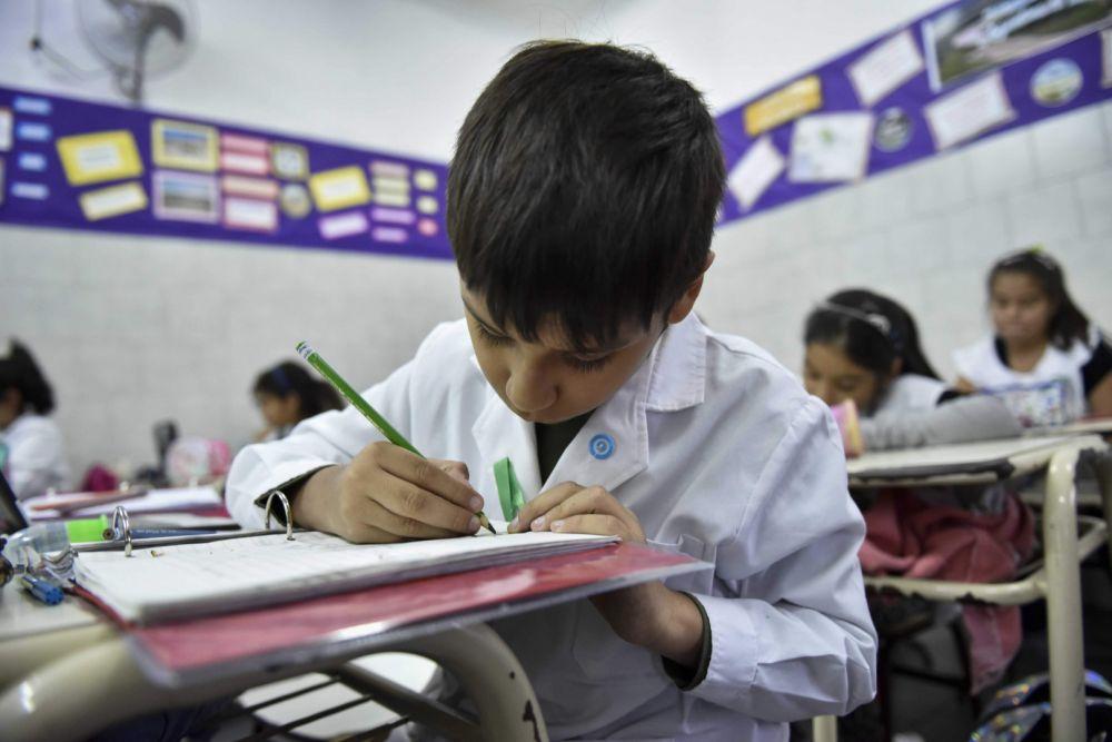 Se congelarán las cuotas de colegios privados con ayuda estatal