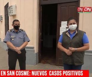 San Cosme: hay un nuevo caso y ya son 5 los infectados de coronavirus