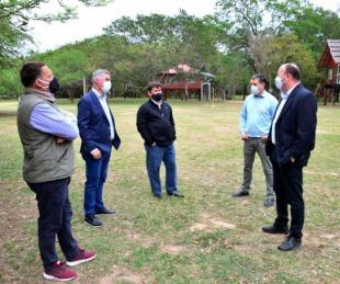 Bella Vista y Villa Ocampo suscribieron Acta Acuerdo