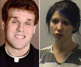 foto: Un cura fue detenido por realizar un trío en el altar de una Iglesia