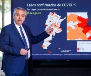foto: El Gobierno define hoy cómo continuará la cuarentena en el país