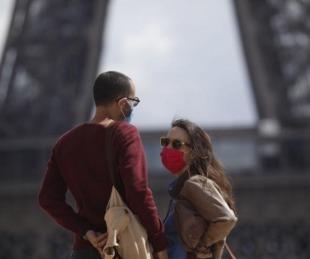 foto: Francia: ocho ciudades comprometidas por 27.000 nuevos contagios