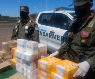 foto: Tráfico de remedios: enviaban medicamentos en dos encomiendas