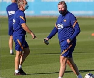 foto: Ronald Koeman se lamentó por la salida de Luis Suárez de Barcelona
