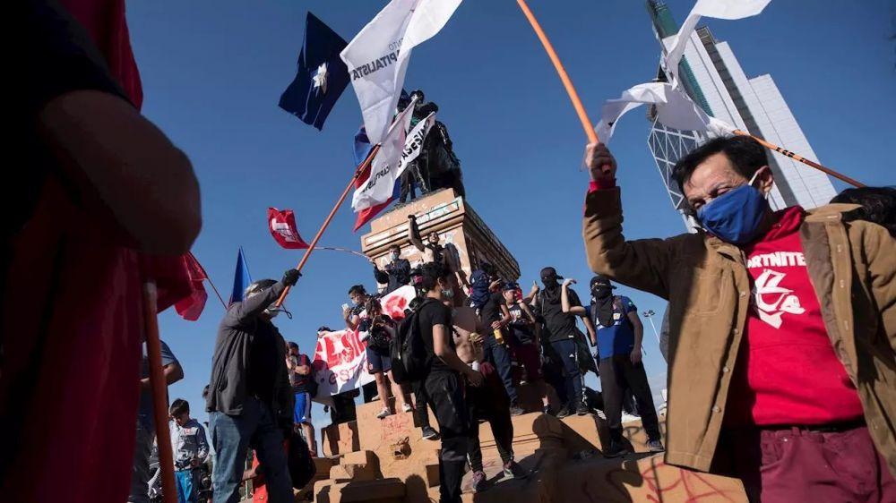 Chile: registran tasa de casos más baja desde el inicio de la pandemia