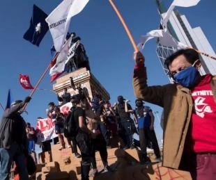 foto: Chile: registran tasa de casos más baja desde el inicio de la pandemia