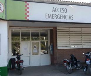 foto: Bella Vista: murió un joven tras violento choque de motocicletas