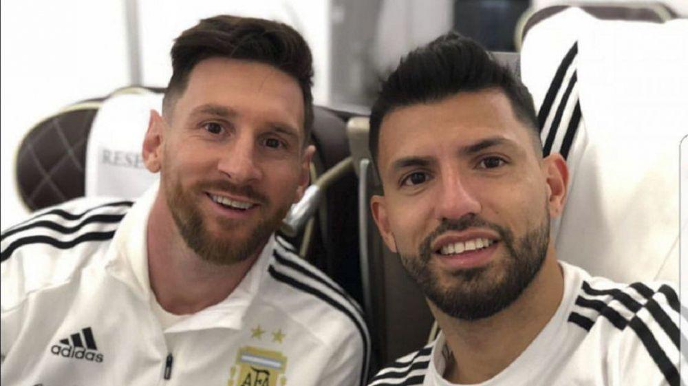 Kun Agüero y su matrimonio desgastado con Lionel Messi
