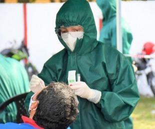 foto: Corrientes hizo cerca de 60 mil testeos desde el inició de la pandemia