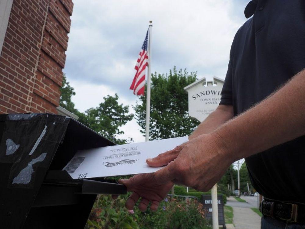 E.E.U.U.: registran récord de votaciones anticipadas para presidenciales