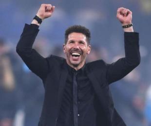 foto: Atlético Madrid ganó y Simeone llegó a las 200 victorias en La Liga