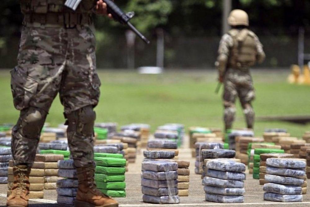 Misiones: secuestran una combi con más de una tonelada de marihuana