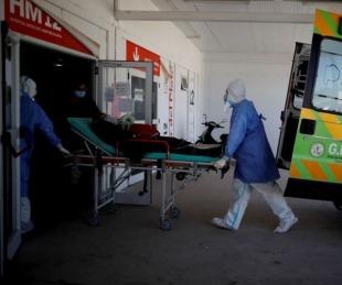 foto: Se registraron 16.546 nuevos casos y 381 muertes en 24 horas