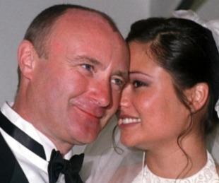 foto: El dolor de Phil Collins: su esposa lo dejó por celular y se casó con otro músico
