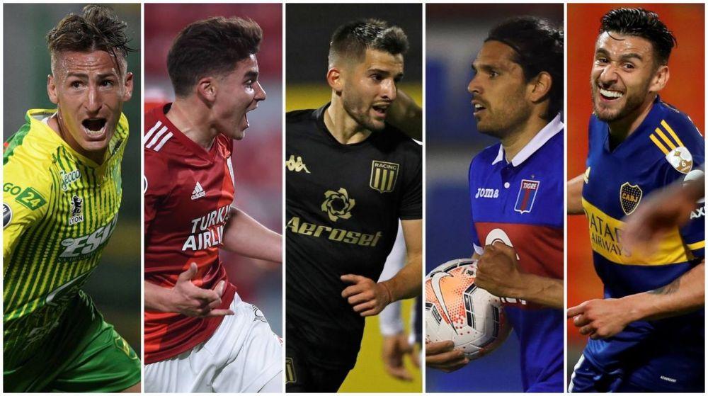 Libertadores: a qué hora juegan los clubes argentinos en esta fecha