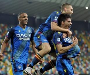 foto: Pezzella, Simeone y Pussetto se destacaron con goles en Italia