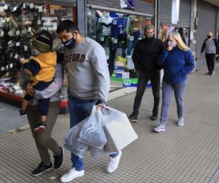 foto: Las ventas minoristas por el Día de la Madre cayeron más de 25%