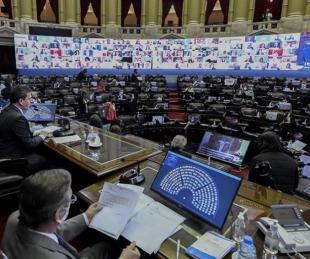 foto: Diputados buscará renovar el protocolo para sesiones mixtas