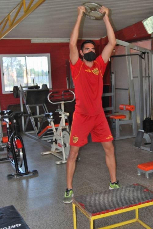 José Cesarini: El objetivo es lograr el ascenso y entrenamos para eso