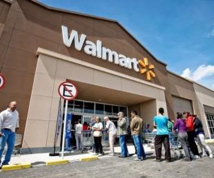 foto: Reorganización: están acelerando la venta de Walmart en Argentina