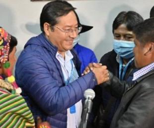foto: Elecciones en Bolivia: el candidato de Evo es el nuevo presidente